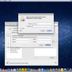 Confirmar senha no Mac Os X