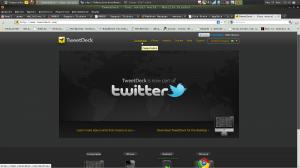 tweetdeck passo 1